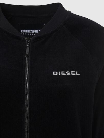 Diesel - UFLT-BONSHIN-Z, Noir - Pull Cotton - Image 3