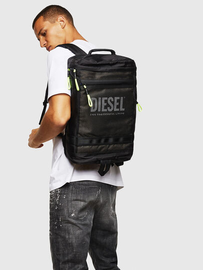 Diesel - MALU, Noir/Bleu - Sacs à dos - Image 6