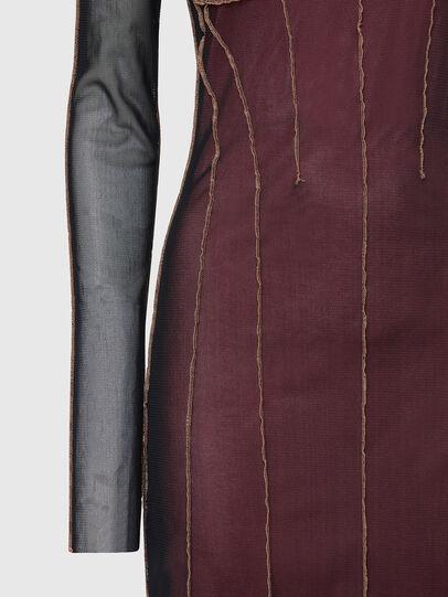 Diesel - D-VINA, Rose/Noir - Robes - Image 5