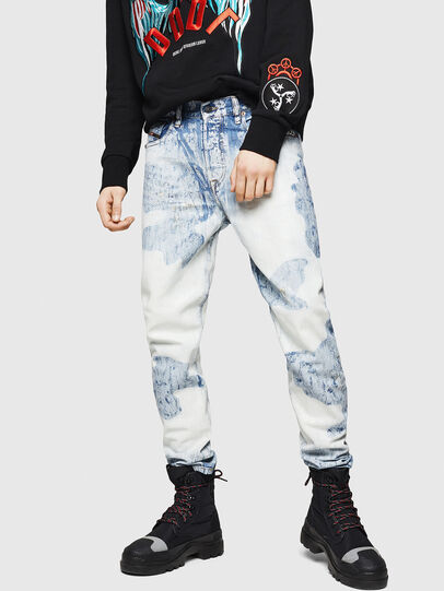 Diesel - Mharky 0890P, Bleu Clair - Jeans - Image 4