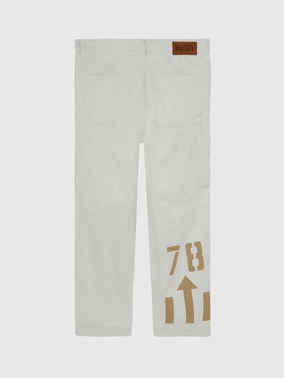 Diesel - D-Franky 009BZ, Blanc - Jeans - Image 2