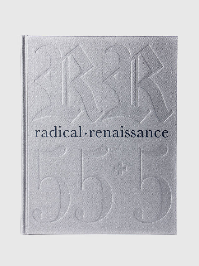 Radical Renaissance 55+5 (signed by RR), Argent