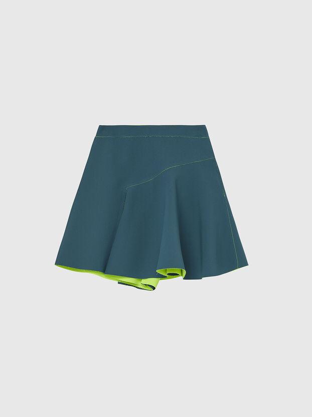 S-SPRING, Vert d'Eau - Shorts