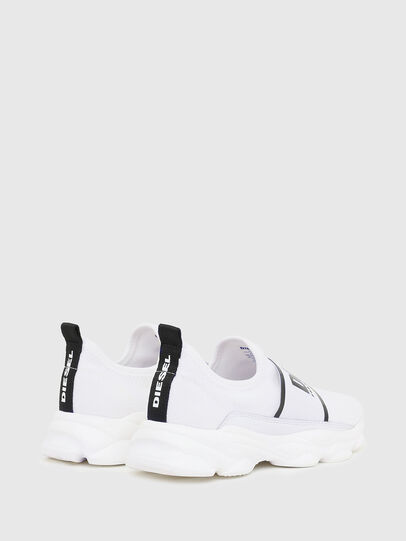 Diesel - S-SERENDIPITY SO LOW, Blanc - Footwear - Image 3