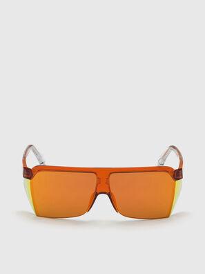 DL0319, Orange - Lunettes de soleil