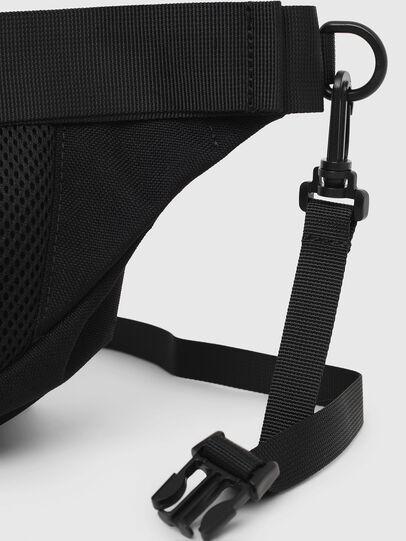 Diesel - F-URBHANITY BUMBAG, Noir - Sacs ceinture - Image 5