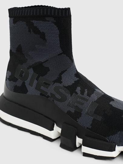 Diesel - H-PADOLA HIGH SOCK, Noir - Sneaker - Image 4