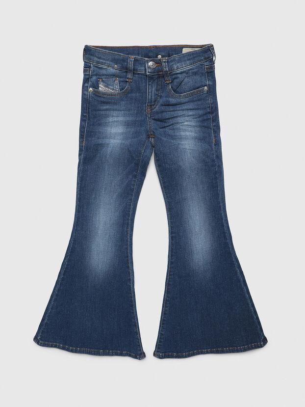 D-FERENZ-J, Bleu moyen - Jeans