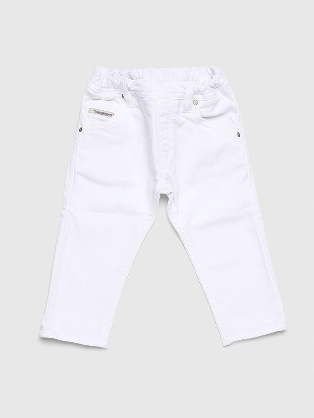 KROOLEY JOGGJEANS-B-N, Blanc - Jeans
