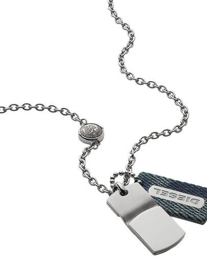 Diesel - NECKLACE DX0980,  - Colliers - Image 2
