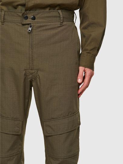 Diesel - P-SIDE, Vert Militaire - Pantalons - Image 3