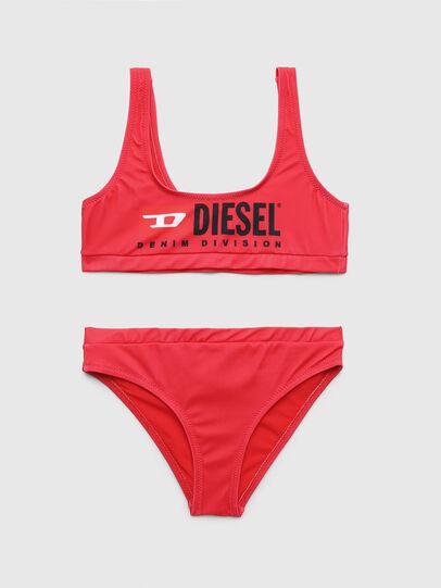 Diesel - METSJ, Rouge - Beachwear - Image 1