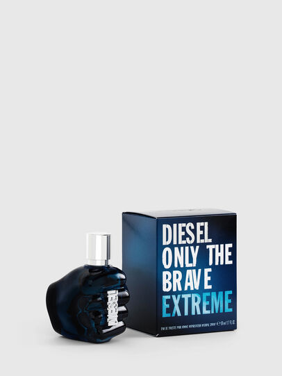 Diesel - ONLY THE BRAVE EXTREME 50ML, Bleu Foncé - Only The Brave - Image 1
