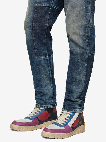 Diesel - D-Fining 009SV, Bleu moyen - Jeans - Image 5
