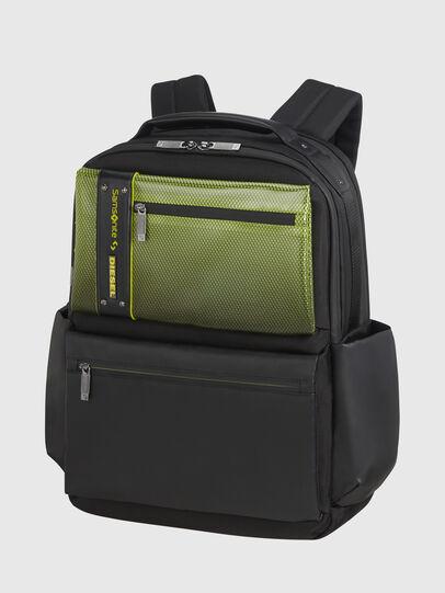 """Diesel - """"KB1*19001 - OPENROA, Noir/Jaune - Sacs à dos - Image 8"""