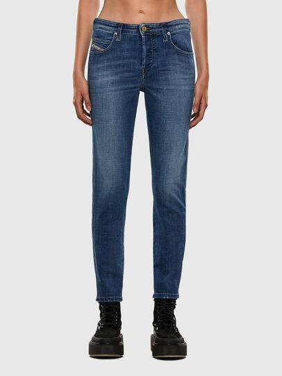 Diesel - Babhila 0098Z, Bleu moyen - Jeans - Image 1