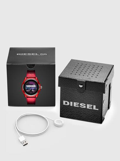 Diesel - DT2019, Rouge - Smartwatches - Image 5