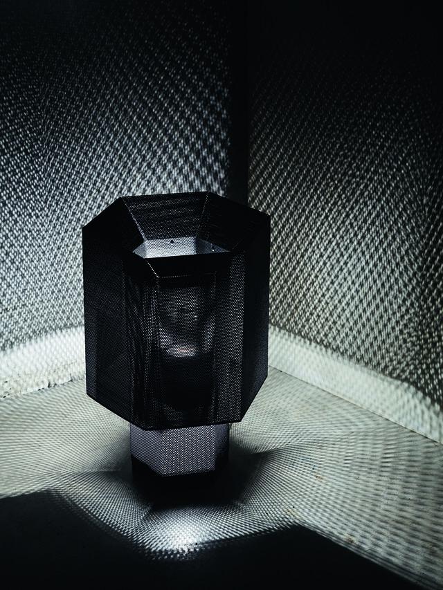 Diesel - HEXX TAVOLO, Anthracite - Éclairages De Table - Image 3