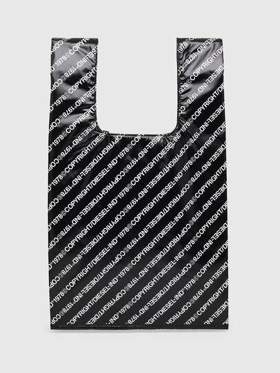 Diesel - SHOPPINA, Noir/Blanc - Cabas et Sacs d'Épaule - Image 2