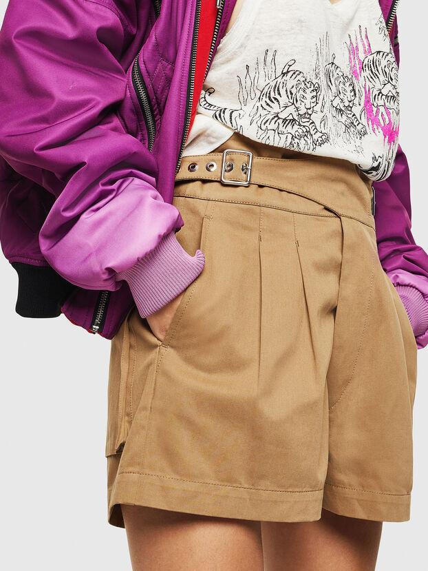 S-BISA, Marron Clair - Shorts