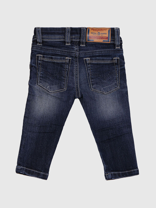 Diesel - SLEENKER-B-N, Jean Bleu - Jeans - Image 3