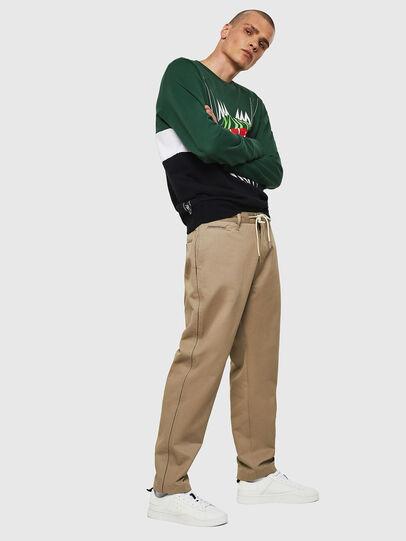 Diesel - P-MORGY, Marron Clair - Pantalons - Image 5