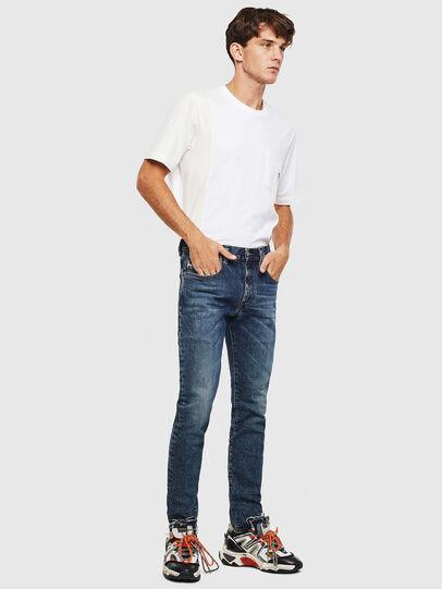 Diesel - D-Strukt 009AR, Bleu moyen - Jeans - Image 7