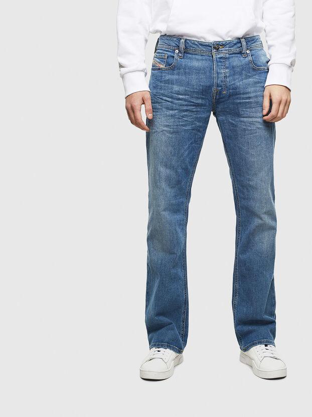 Zatiny CN035, Bleu moyen - Jeans