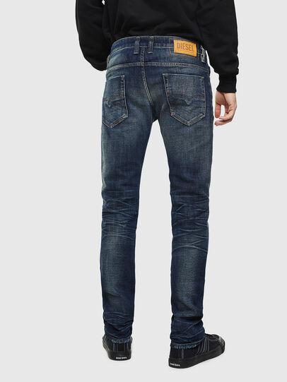 Diesel - Safado 0096U, Bleu Foncé - Jeans - Image 2
