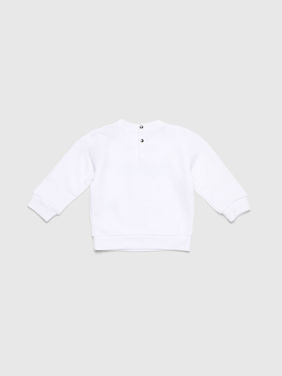 Diesel - SRALLYB, Blanc - Pull Cotton - Image 2
