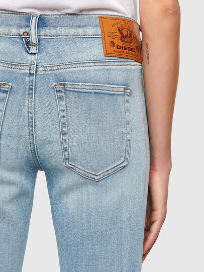 Diesel - D-Ebbey 009TL, Bleu Clair - Jeans - Image 4