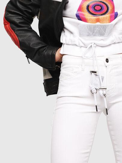 Diesel - Slandy 086AC, Blanc - Jeans - Image 3