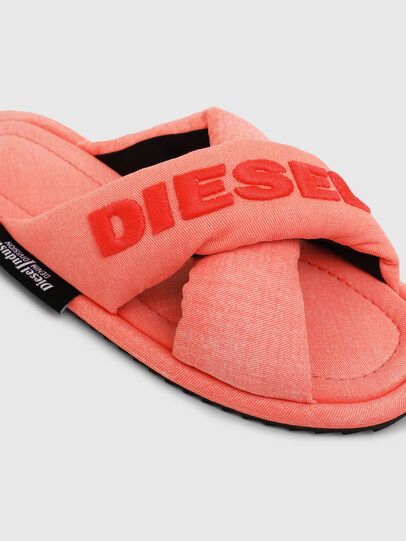 Diesel - SA-MERY X, Rose - Claquettes - Image 4