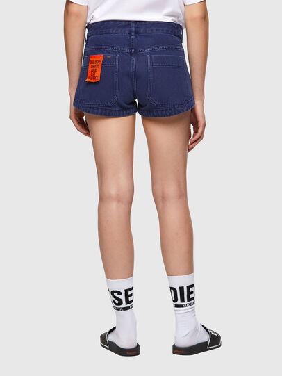 Diesel - DE-CLYO-SP, Bleu - Shorts - Image 2