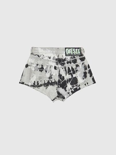 Diesel - DE-HIGWEI, Noir/Blanc - Shorts - Image 2
