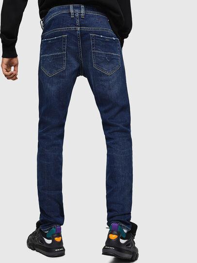 Diesel - Thommer 0870F, Bleu moyen - Jeans - Image 2