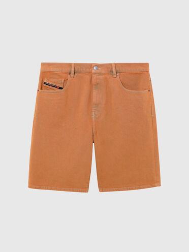 Short slim en JoggJeans® coloré