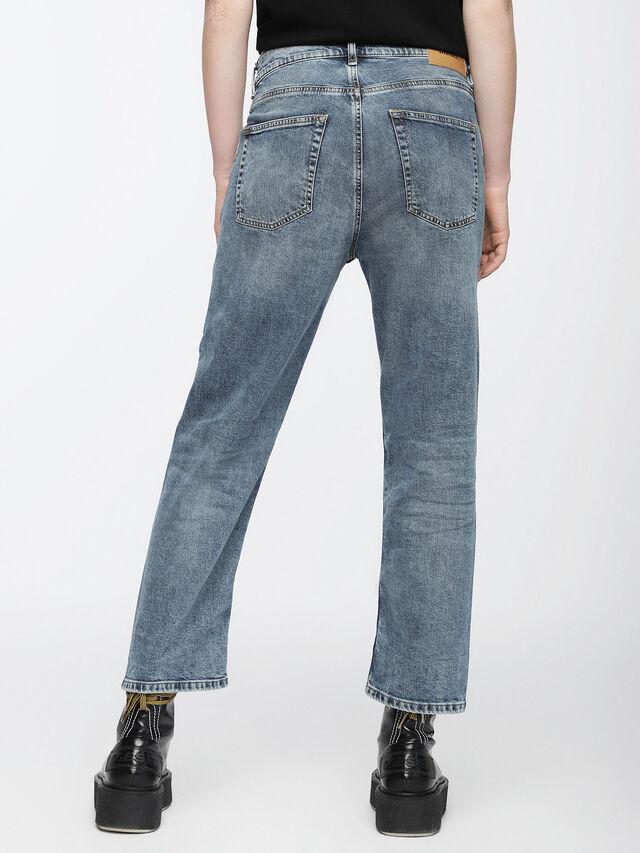 Diesel - Aryel 084UX, Bleu Clair - Jeans - Image 2