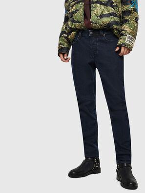 Larkee-Beex 084LC, Bleu Foncé - Jeans