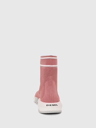 Diesel - H-PADOLA NET W, Rose - Sneaker - Image 4