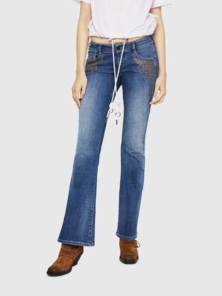 D-Clayre 082AD, Bleu moyen - Jeans