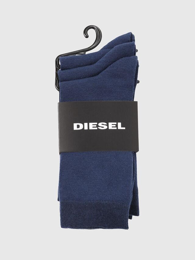 Diesel - SKM-RAY-THREEPACK, Bleu - Chaussettes - Image 2
