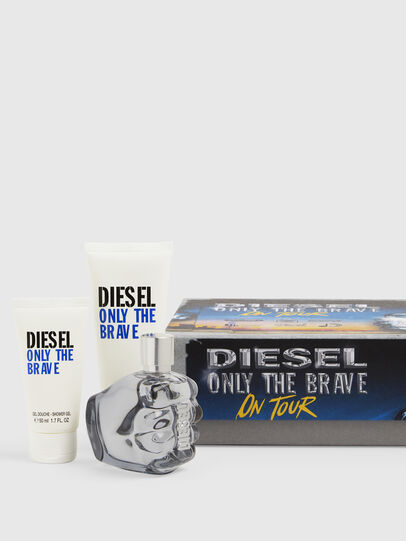 Diesel - ONLY THE BRAVE 75 ML GIFT SET, Azur - Only The Brave - Image 1