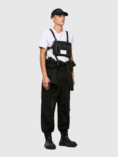 Diesel - P-DEVO, Noir - Pantalons - Image 6