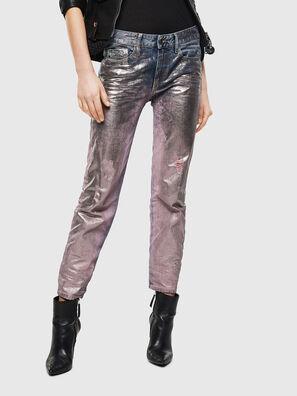 D-Rifty 0091J, Bleu moyen - Jeans