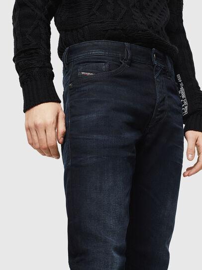 Diesel - Thommer 084AY, Bleu Foncé - Jeans - Image 3