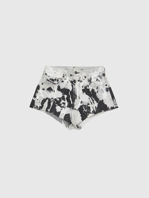 DE-HIGWEI, Blanc/Noir - Shorts