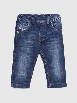 KROOLEY-B-N F JOGGJEANS, Bleu moyen - Jeans
