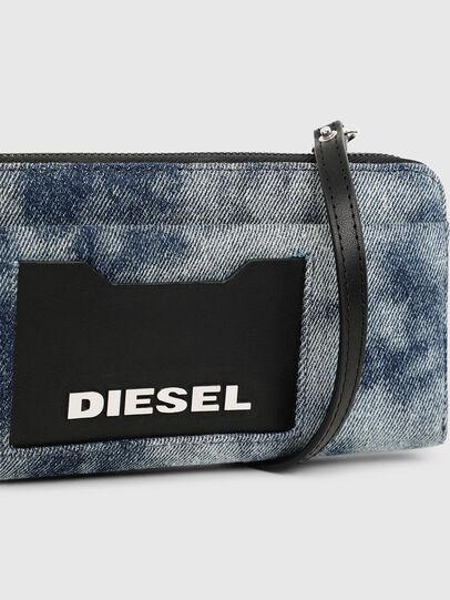 Diesel - ALLIUM, Jean Bleu - Portefeuilles Zippés - Image 7