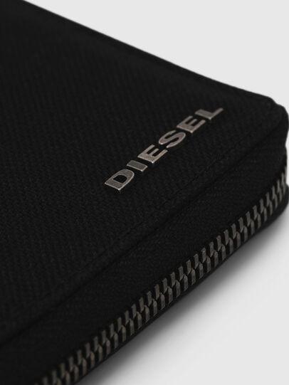 Diesel - ZIPPY HIRESH S, Bleu Foncé - Portefeuilles Zippés - Image 4